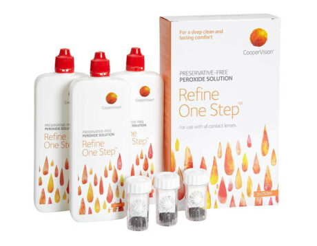 Refine One Step