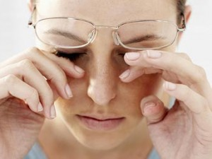 Why do we need reading glasses as we get older?